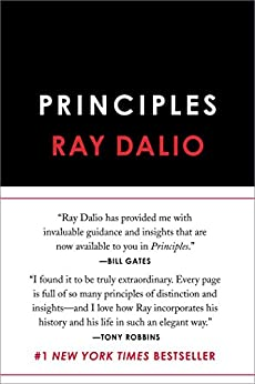 Principles: Life and Work by [Ray Dalio]
