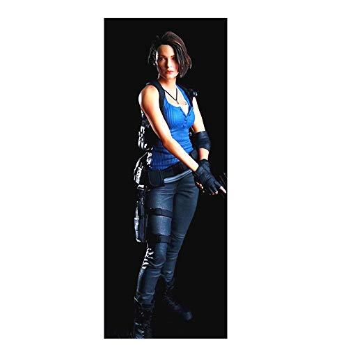 Jaypar Resident Evil Figure Leon & Jill Figure Action Figure 1/6 échelle (Color : Jill)