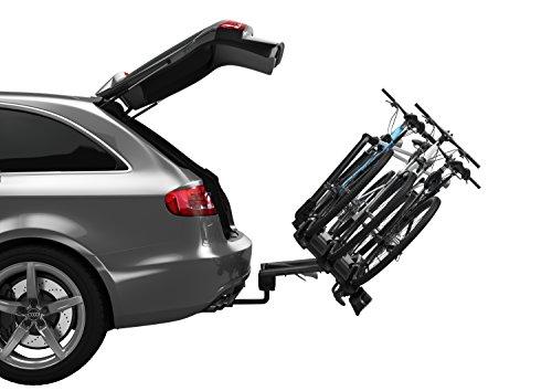 Thule 927002Tür vélocompact 927(7-polig) für 3Fahrräder zu montieren auf Kugel Anhängevorrichtung - 6