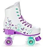 [page_title]-RAVEN Rollschuhe Roller Skates Trista verstellbar 2019 (35-38(22,5cm-24cm))