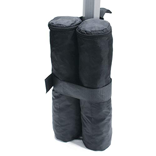 Allen Roth gazebo: Weight Bags for Instant Legs