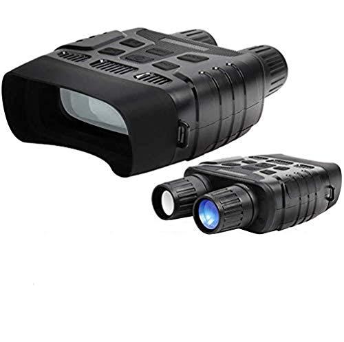 Binoculares de visión Nocturna, HD Digital Infrared Caza Binocular Alcance y 2.31 Pulgadas LCD Pantalla IR Cámara en 300 m para Vida Silvestre