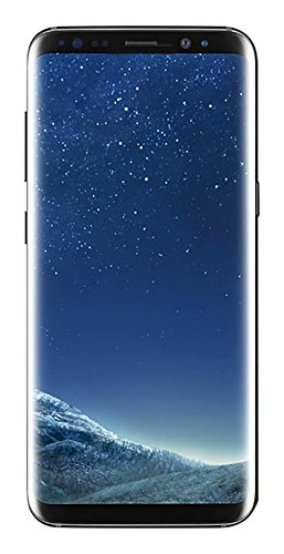Samsung Galaxy S8, 64GB, Midnight Black - For Sprint (Renewed)