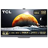 TCL 163.9 cm (65 inches) 4K Ultra HD Certified Android QLED TV 65C825 (Graphite Grey) (2021 Model) | With Mini LED