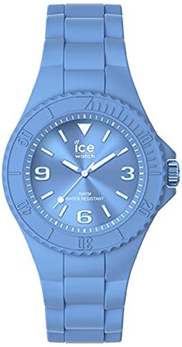 Ice Generation Reloj para Mujer Analógico de Cuarzo con Brazalete de Silicona IC019146