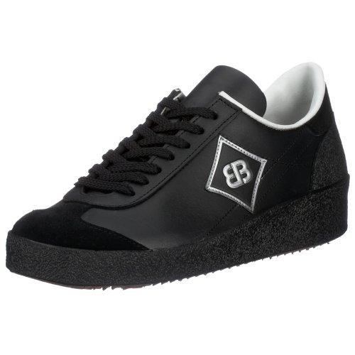 Brütting Astroturfer 102402, Unisex - Erwachsene Sneaker, schwarz, (schwarz), EU 44, (UK 9 1/2)