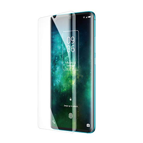 TCL Screen Protector for TCL 10 Pro Unlocked Smartphone, Anti Scratch, Fit with Most Cases