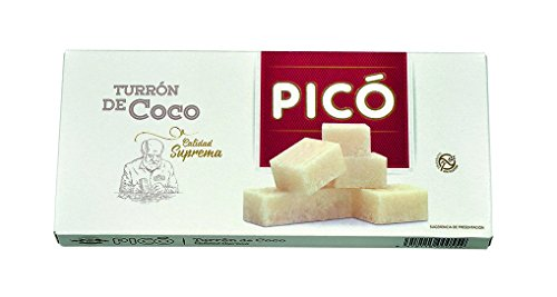 Picó Turrón de Coco - 300 gr