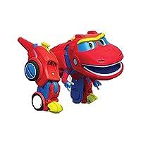 [ゴゴディーノ] 恐竜探険隊レックス変身恐竜ティラノサウルス[GOGO Dino] Dinosaur Explorer Rex Action Dinosaur Robot Tyrannosaurus [並行輸入品]