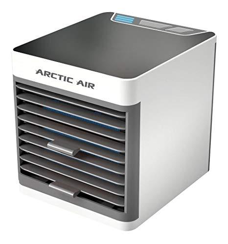 Mini Climatizador De Ar Individual Portátil Usb Novo Modelo Arctic Air Ultra