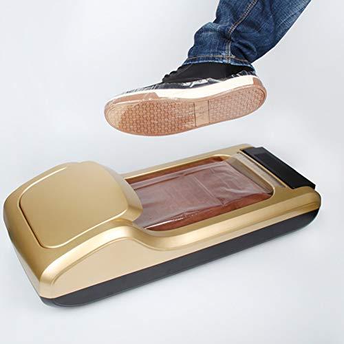 Máquina De Zapatos Totalmente Automática, Pequeña, Ligera Y Fácil De Usar, Juego De Zapatos, 1 Rollo de Película de Zapatos