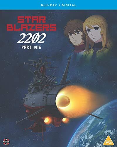 Star Blazers Space Battleship Yamato 2202: Part One - Blu-ray