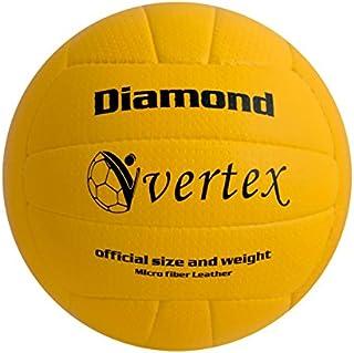 Vertex 400325 Voleybol Topu, Unisex, Sarı Mavi, Standart