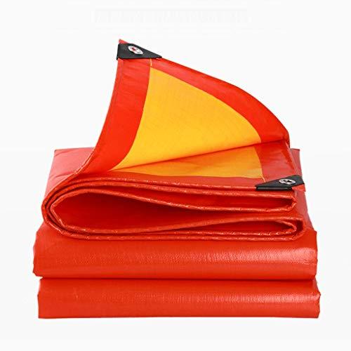 HSF Al Aire Libre, Tela Impermeable, Protector Solar, Lona Protectora, sombrilla, cobertizo, camión, balsa de Aceite, toldo de Lona Toldos (Size : 3 * 6m)