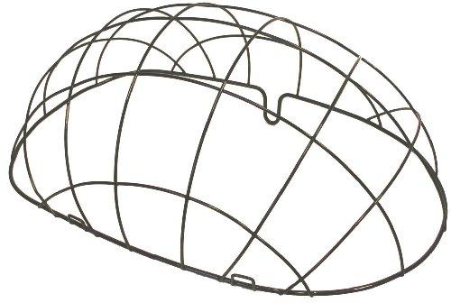 Basil Drahtgitter HR-Tierfahrradkörbe PASJA 54003 Gitter, Black, One Size