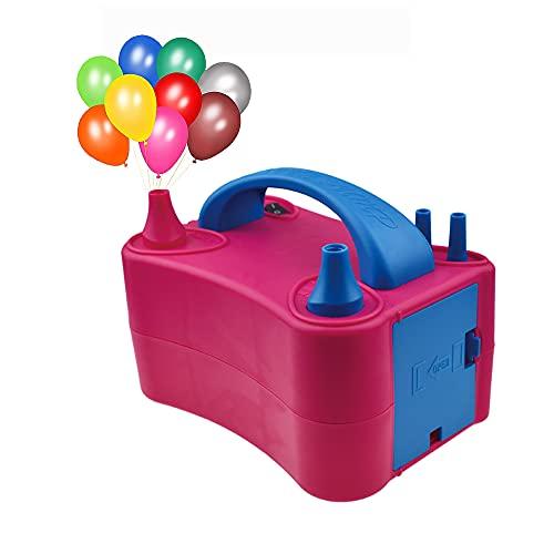 Voniry bomba de globos electrico bomba de aire eléctrica para globos 400...