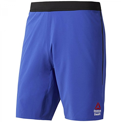 Reebok Crossfit Super Nasty Speed II - Pantaloncini da Uomo, Taglia XXL, Colore: Blu Acido