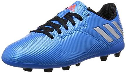 adidas Messi 16.4 FxG J, Botas de fútbol Hombre, Azul (Azuimp/Plamat/Negbas), 38 2/3 EU