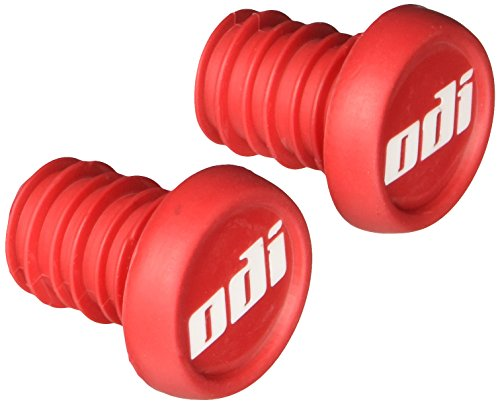 ODI BMX f72PPBR Bar End Embouts Rouge