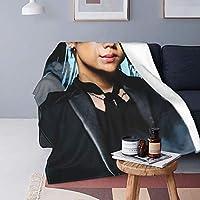 川村壱馬 (3) 人気 毛布 大判 軽量 携帯用 防寒 静電気防止 暖かくて快適 マイクロファイバー フランネル オールシーズン 肌触り抜群 冷房対策 通年適用