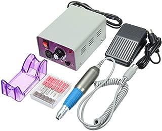 Shemiqi MM-25000 Electric Nail Drill Manicure Machine Apparatus for Manicure Pedicure US(White