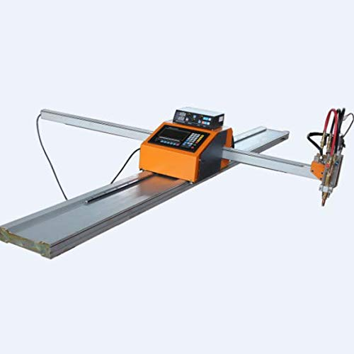 "SHUANGBING WELDER Portable CNC Machine with THC for Oxyfuel and Plasma Cutting (63"" x 98"")"