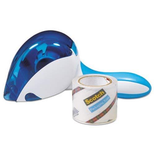 clear plastic tape dispenser - 4