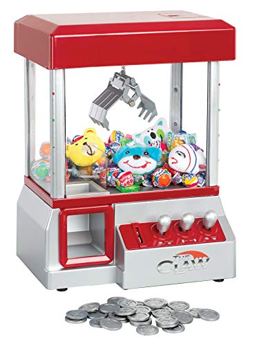 The Claw Toy Grabber Machine with Flashing lights & Sounds and Animal...