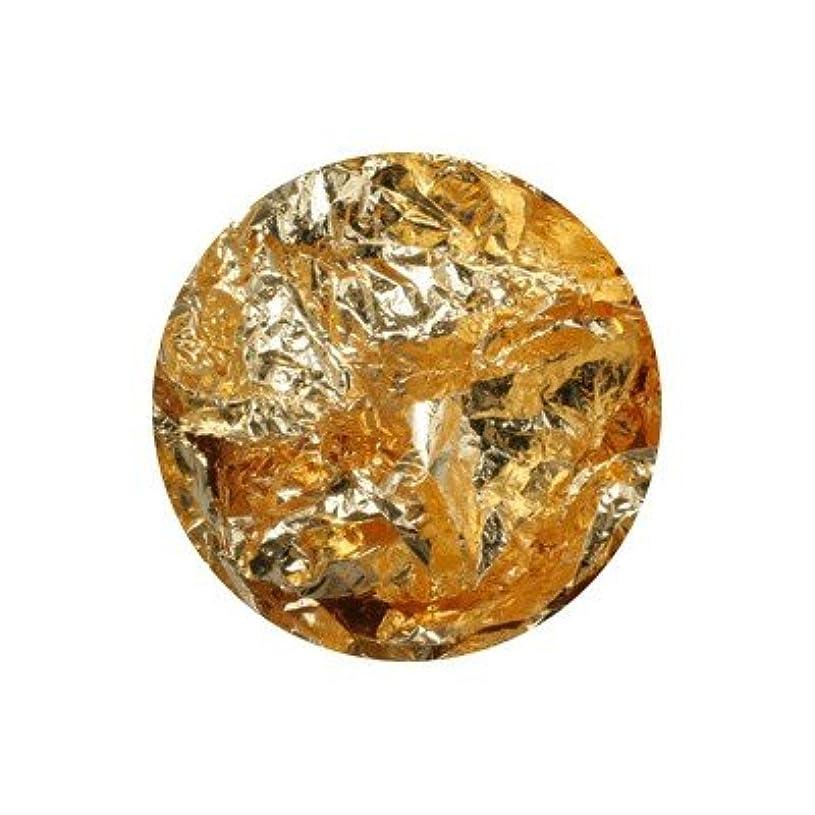 ニンニク時刻表ジャンクボンネイル 金箔