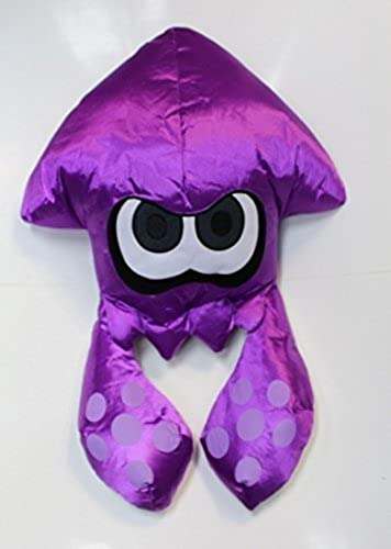 Splatoon Splatoon die cut cushion violet (single)