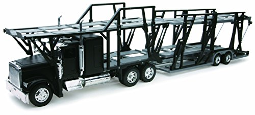 Freightliner Classic XL Car Hauler 1:32 Scale Diecast Truck Model by New Ray