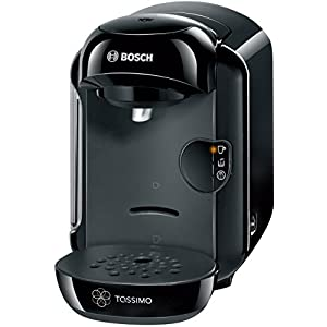 Bosch T12 Vivy Coffee Machine – Black