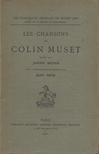 Les chansons de Colin Muset