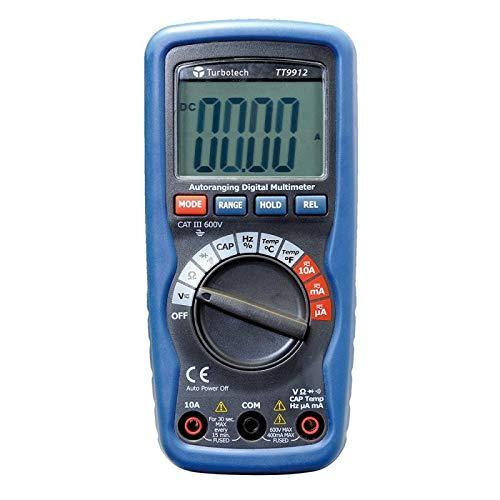 Turbotronic VCA VCC A Digital-Multimeter