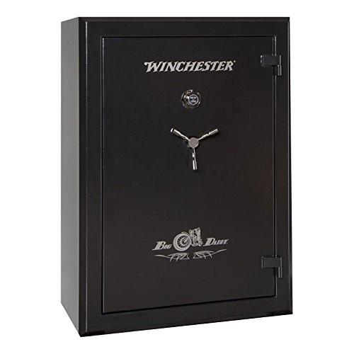 Winchester BD-5942-36-7-M Win Big Daddy Series, Black, 60x42