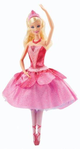 Barbie - X8810 - Poupée - Kristyn Ballerine Magique