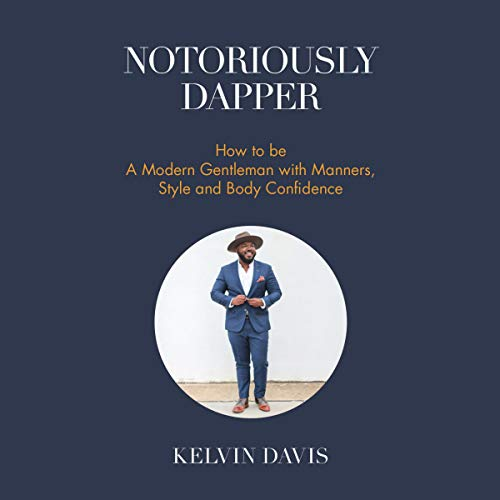 Notoriously Dapper cover art