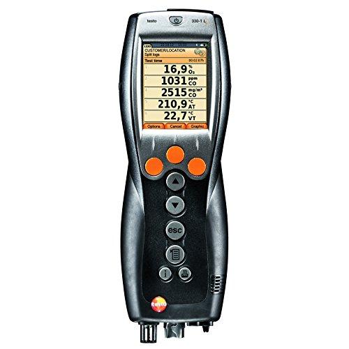 Testo 330-1 LL Analizador de gases de escape (kit profesional sin impresora)