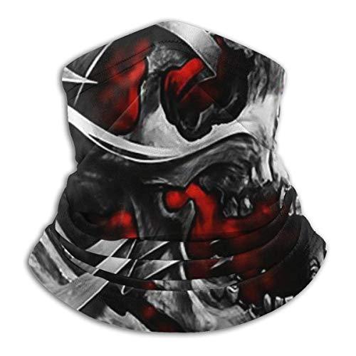 Double Cheese Crâne de tatouage vengeance féroce face au cou guêtre cache-cou écharpe visage Protection solaire cagoule bandeau pour hommes masque facial pour la pêche randonnée kayak écharpe