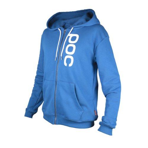 POC Fahrradbekleidung Hood Zip, Thulium Blue, S