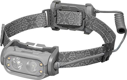 Phantom - Stirnlampe mit Doppelobjektiv, Flutlicht- und Punktstrahlern und Warmlichtdioden - 500 Lumen