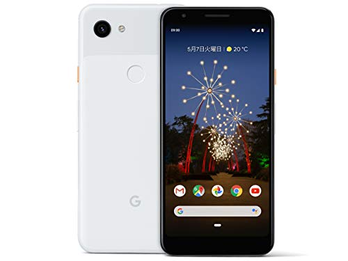 {国内版SIMフリー Google Pixel3 XL 128GB Clearly White}