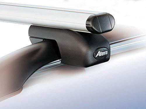 -Barra de seguridad para bicicletas (Atera 042210ASR signo 110cm Aluminio