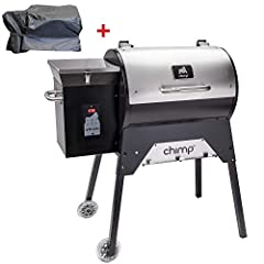 WHATS INCLUDED_ Most up-to-date grill model, standard with our AlphaSmoke controller. Rugged grill cover for added protection from the elements. MULTI PURPOSE_ A quality wood pellet grill provides both Low & Slow smoke AND Hot & Fast sear. To name a ...