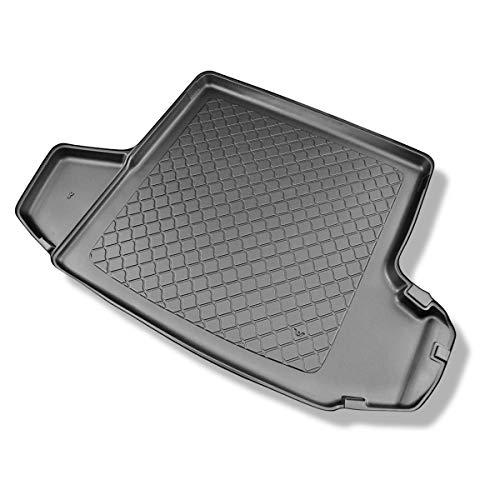 Mossa Kofferraummatte - Ideale Passgenauigkeit - Höchste Qualität - Geruchlos - 5902538712859