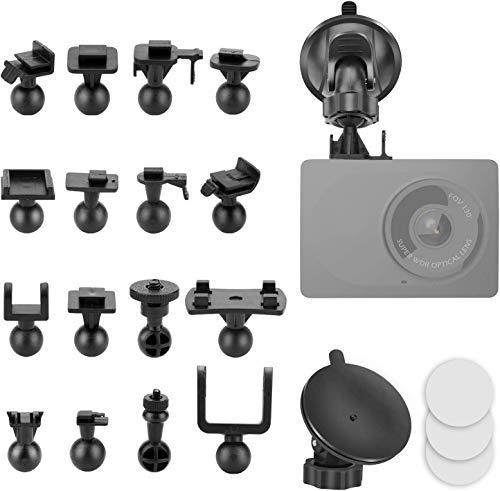 SoeKoa, Dashcam-Spiegel-Halterung, Amaturbretthalterungen, mit 15 Jahren verschiedenen Gelenken