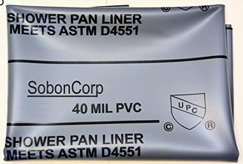 Top 10 shower pan liner kit 6×8 for 2021