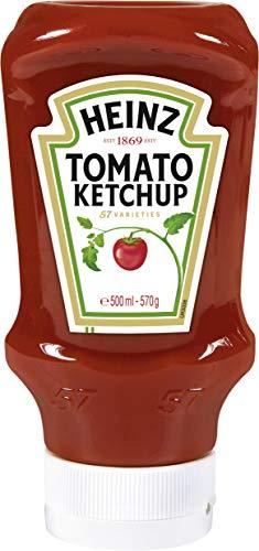 Heinz Heinz Tomatenketchup Squeeze Kopfstehflasche