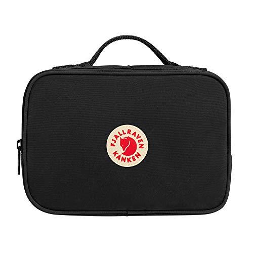 Fjallraven Kanken Toiletry Bag Trousse de Toilette 24 Centimeters Noir (Black)