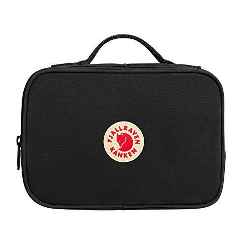 Fjällräven Kånken Toiletry Bag Kulturtasche, 24 cm, Black